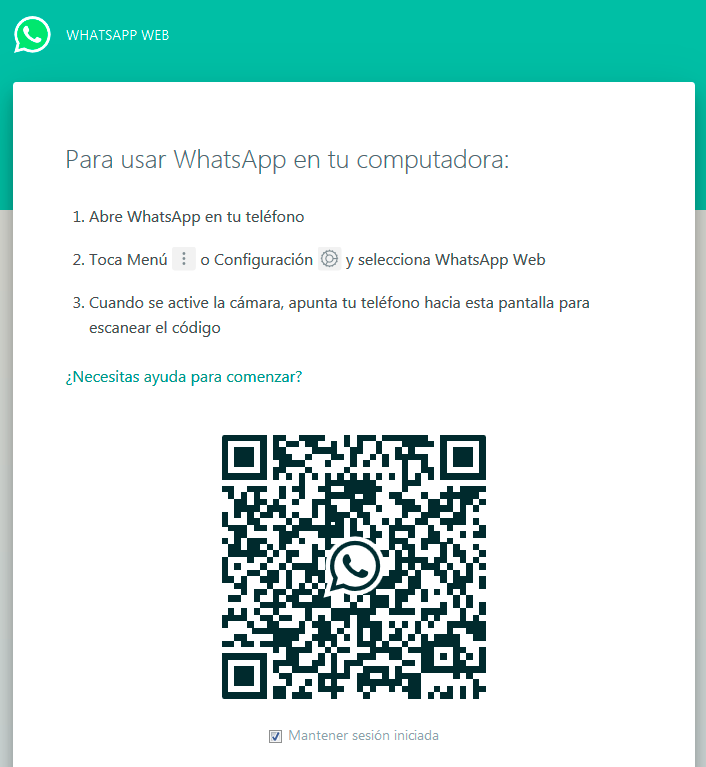 How to use WhatsApp Web from your computer - doinghow com