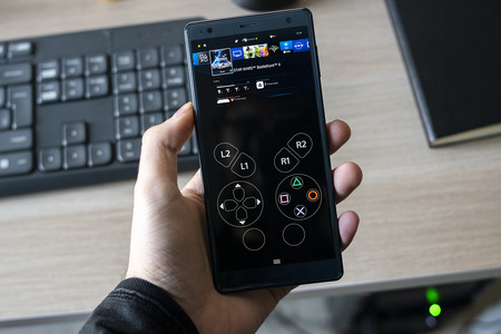 Remote Play, the Xperia app to use the PS4 by streaming