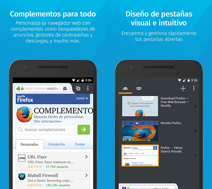FireFox 50 available in Play Store to download - doinghow com