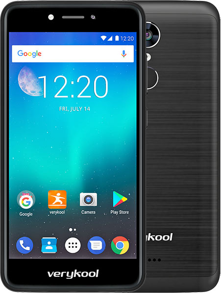 How to set a custom ringtone Verykool S5205 Orion Pro?
